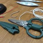 なんでもバリバリ切れると話題の「鉄腕ハサミGT」が釣りでも使えるか試してみた!
