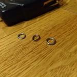 ソリットリング(溶接リング)の「形状や太さ」で結束強度は変わるのか実験してみた!
