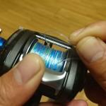 ベイトリールの穴(レベルワインド)にラインを簡単に通す裏ワザ & 便利アイテム