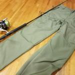 冬の釣り用ズボンなら! Lorata(ロラタ)の「アウトドア防水防風フリースパンツ」がオススメ!