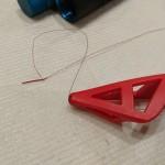 細糸の場合「PRノット」の巻き付けの回数は増やした方がいいのか?