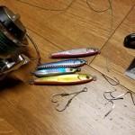 フックにPEラインをセキ糸の補強なしで結んだ場合、抜けちゃうのか?強度測定してみた!