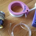 釣りでもなかなか使える!? かなり便利な魔法のテープ、仁礼工業「ふしぎテープ」