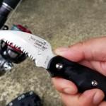 魚締める道具(ナイフ)のおすすめ最強はコレかも!? サビナイフ9レビュー