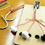 四つ編みアシストフックの自作を簡単に! 「四つ編み簡単アシスター」