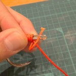 SLJ用アシストフック作りにおすすめの針結び「ネイルノット」と便利な道具