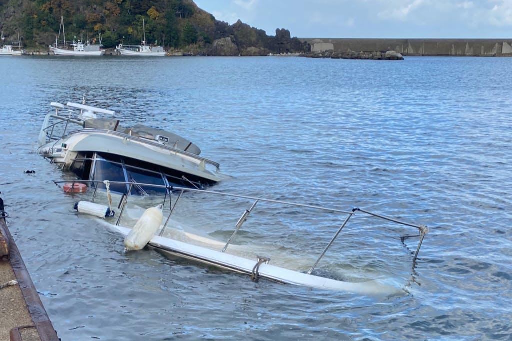 コロナ クラファン クルーザー 沈没 遊漁船に関連した画像-06