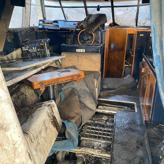 コロナ クラファン クルーザー 沈没 遊漁船に関連した画像-07