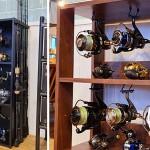 580円で出来る!?スピニングリール収納対応「リール収納棚」の簡単自作方法